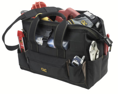 CLC Work Gear 1534 16INTote Bag With Top Plastic Tray