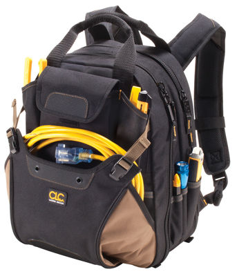 CLC Work Gear 1134 48 Pocket Tool Backpack