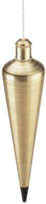Empire 916Br 16 Oz Brass Plumb Bob