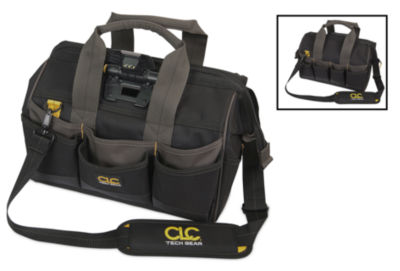 CLC Work Gear L230 14IN BigMouth Tool Bag With 29Pockets