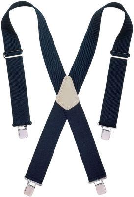 CLC Work Gear 110BLK 2INWide Black Work Suspenders
