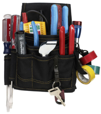 CLC Work Gear 1503 9 Pocket Electrical & Maintenance Pouch