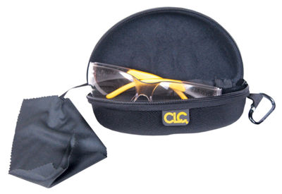 CLC Work Gear 1512 Safety Glass Carrying Case