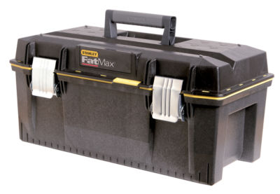 Stanley 023001W 23IN Stanley FatMax Gray MetalPlastic Tool Box