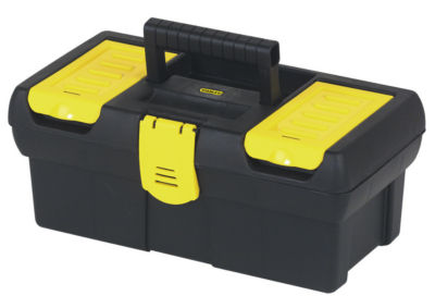"Stanley Fat Max STST13011 12.5"" Toolbox With Tray"