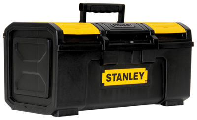 Stanley Hand Tools STST19410 19IN Black & Yellow Auto Latch Tool Box