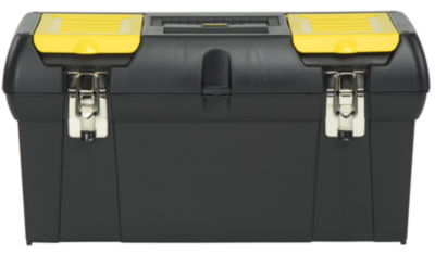 "Stanley Storage 024013S 24"" Stanley Series 2000 Toolbox With Tray"