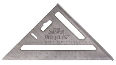 "Empire 2990 7-1/2"" Magnum Heavy Duty Rafter Square"""