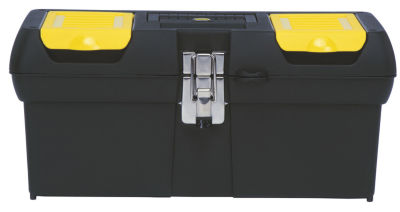 "Stanley 016013R 16"" Tool Box With Tray"""