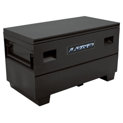 Lund 708048 Black Job Site Toolbox