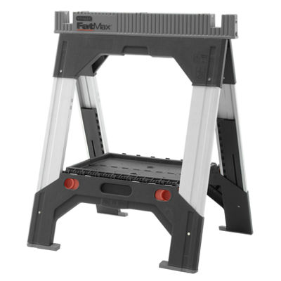 Stanley Fatmax Xtreme 011031S Steel Telescopic Legs Fat Max Xtreme Sawhorse