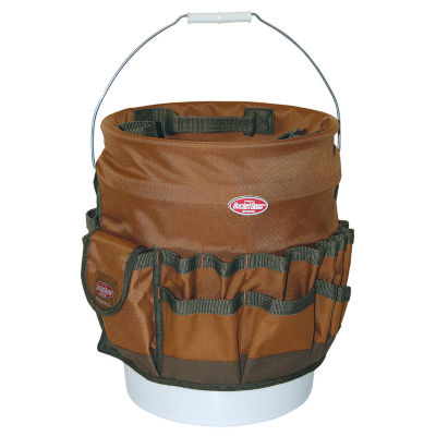 Pullr 10030 30 Pocket Bucket Boss¨ Bucketeer Bucket Tool Organizer