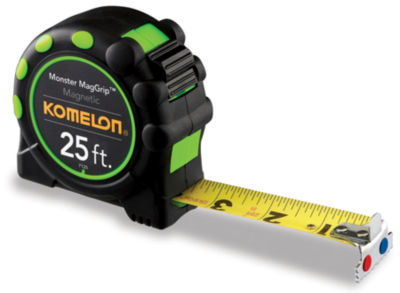 Komelon Usa 7125 1IN X 25' Tape Rule