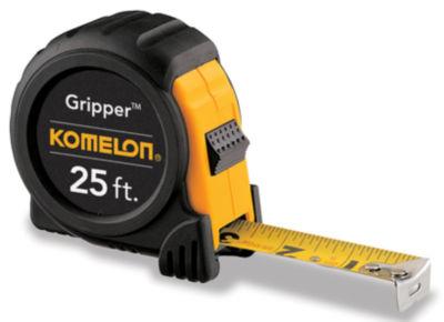 Komelon Usa 5425 25' Gripperª Tape Rule