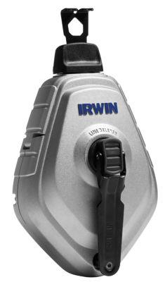 Irwin 1932877 100' Aluminum Strait-Line Mach 6 Chalk Reel