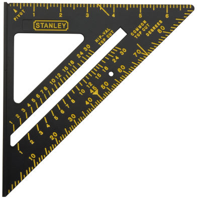 Stanley Hand Tools 46-071 Premium Quick Square Layout Tool