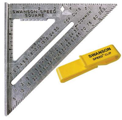 Swanson S0101C Value Pack Speed¨ Square