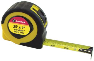 Great Neck 95005 25' ExtraMarkª Power Tape Rule