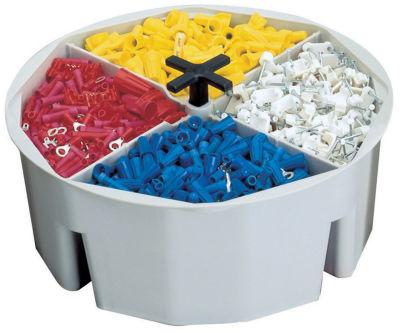 CLC Work Gear 1154 4IN Round Ups Bucket Tray