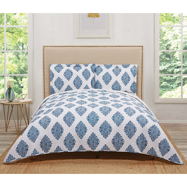 Truly Soft Everyday Annika Quilt Set