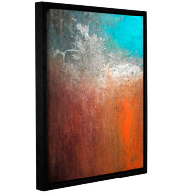 Brushstone Purified Love Gallery Wrapped Floater-Framed Canvas Wall Art