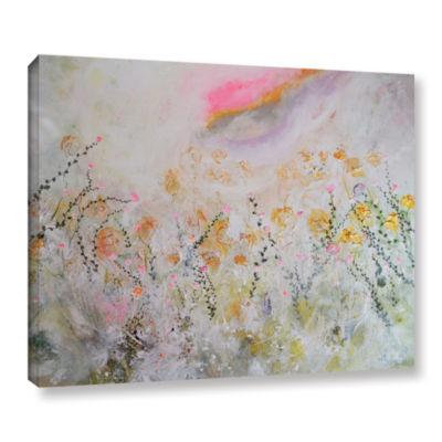 Brushstone Secret Garden Gallery Wrapped Canvas Wall Art