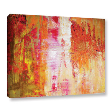 Brushstone Uncover The Sun Gallery Wrapped CanvasWall Art
