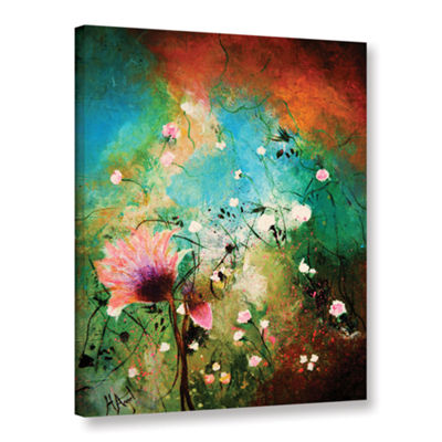 Brushstone Strangely Beautiful Gallery Wrapped Canvas Wall Art