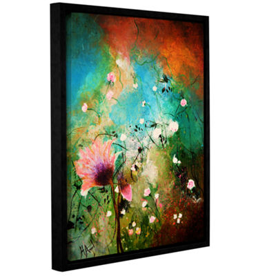 Brushstone Strangely Beautiful Gallery Wrapped Floater-Framed Canvas Wall Art
