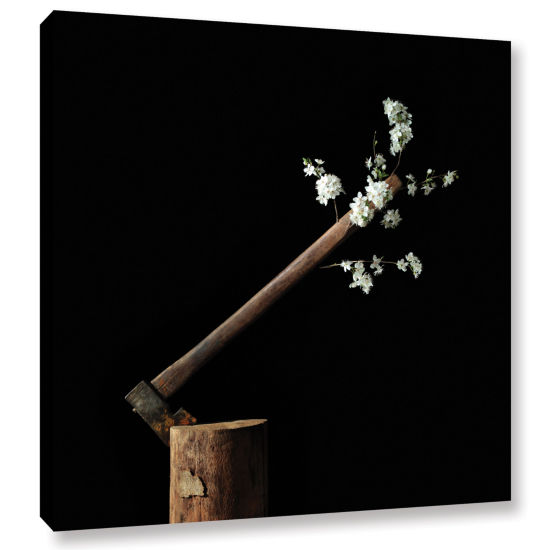 Brushstone Unexpected Spring Gallery Wrapped Canvas Wall Art