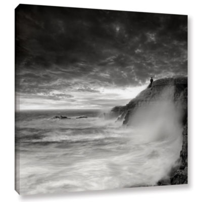 Brushstone The Storm 1 Gallery Wrapped Canvas WallArt