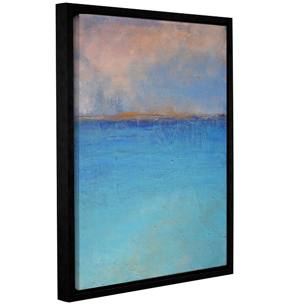 Brushstone A Beautiful Day Gallery Wrapped Floater-Framed Canvas Wall Art
