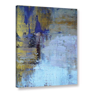 Brushstone Hold On! Gallery Wrapped Canvas Wall Art