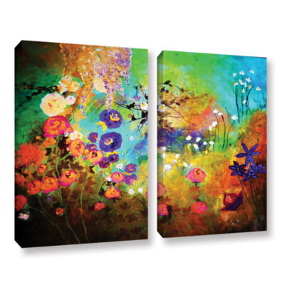 Brushstone The Beauty Of Silence 2-pc. Gallery Wrapped Canvas Wall Art