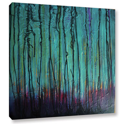 Brushstone Beautiful Sounds Gallery Wrapped CanvasWall Art