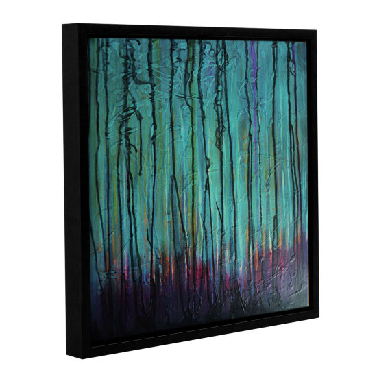 Brushstone Beautiful Sounds Gallery Wrapped Floater-Framed Canvas Wall Art