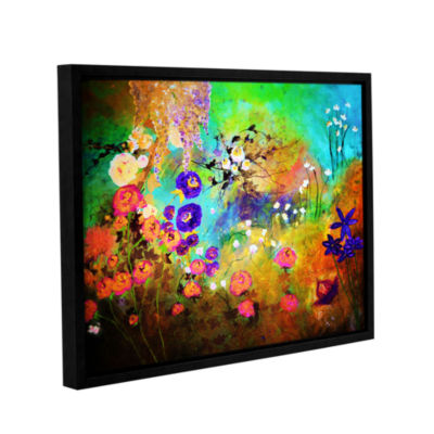 Brushstone The Beauty Of Silence Gallery Wrapped Floater-Framed Canvas Wall Art