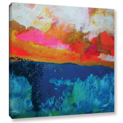 Brushstone The Fall 3 Gallery Wrapped Canvas WallArt