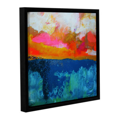 Brushstone The Fall 3 Gallery Wrapped Floater-Framed Canvas Wall Art