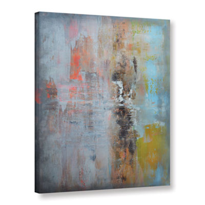 Brushstone The Sound Of The Prairie Gallery Wrapped Canvas Wall Art