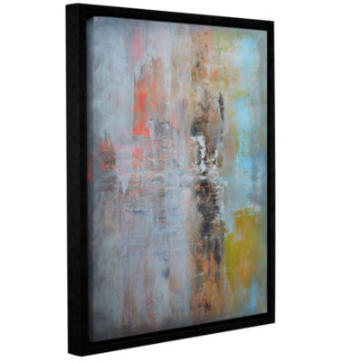Brushstone The Sound Of The Prairie Gallery Wrapped Floater-Framed Canvas Wall Art
