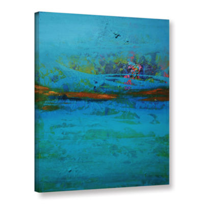 Brushstone Peaceful Moments Gallery Wrapped CanvasWall Art