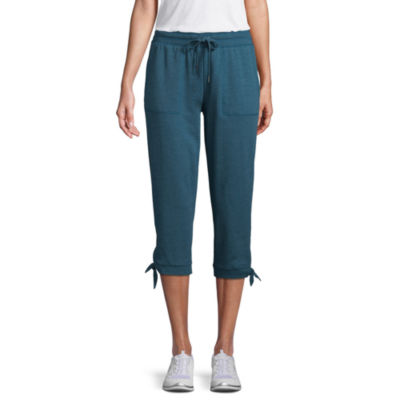 St. John's Bay Active Capri - Tall Inseam 22.25""