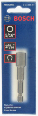 Bosch Ns51629601 5/16IN Power Magnetic Nutsetter