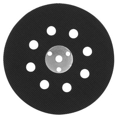 "Bosch Rs032 5"" Eight Hole Hard Hook & Loop BackingPad"""