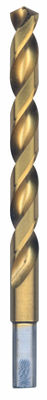 Bosch Ti2155 7/16IN X 5-1/2IN Titanium-Coated Drill Bit