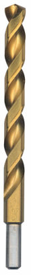 Bosch Ti2159 1/2IN X 6IN Titanium-Coated Drill Bit