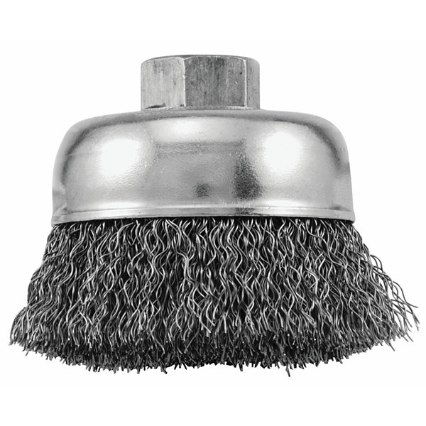 Vermont American 16853 3IN Knotted Wire Brush