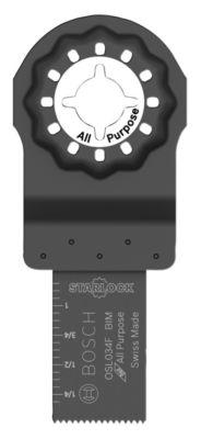 "Bosch Osl034F 3/4"" X 4"" Black Starlockª Bi-MetalPlunge Cut Blade"""