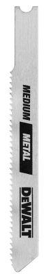 Dewalt Dw3755H 4IN 8 Tpi T-Shank Aluminum & Fiberglass Jig Saw Blades